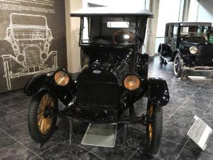 シボレー シリーズ490 (1918年・アメリカ)