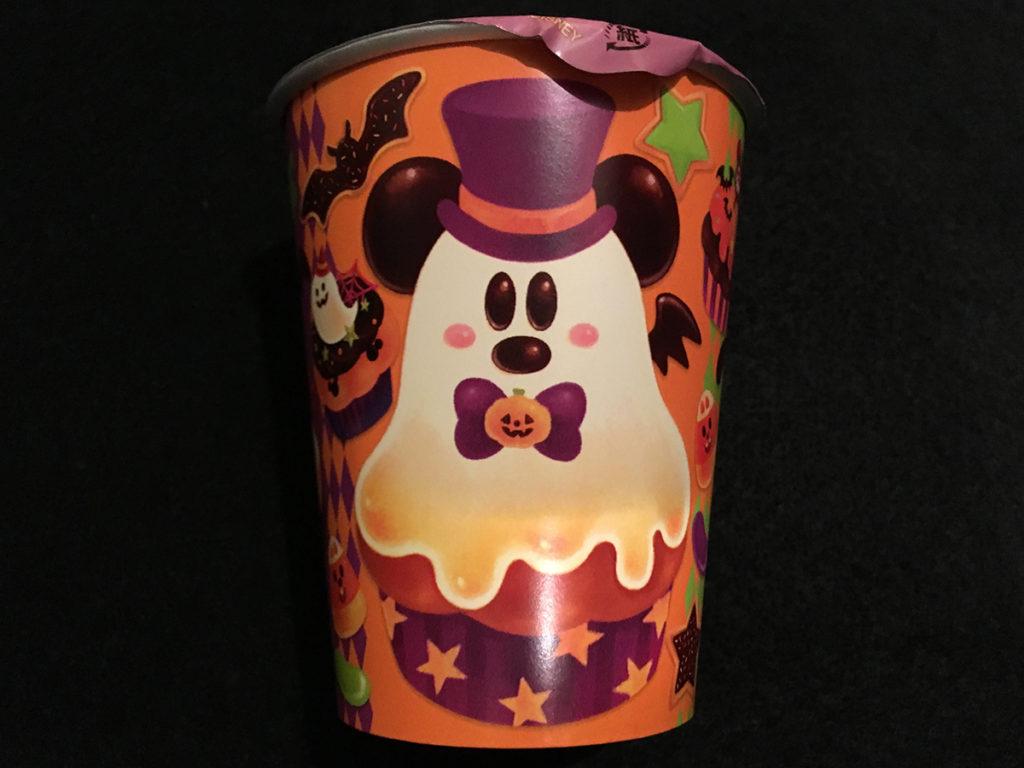 ハロウィーンスウィーツシリーズ ラスク「パッケージ側面・ミッキー」