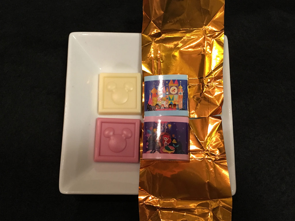 東京ディズニーリゾート限定「アソーテッド・チョコレート」ミルク&クランベリー風味